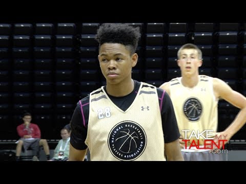 Louisville Commit 6 3 Anfernee Simons (2018 G) NBPA Top 100 Camp ... c0db3bce4