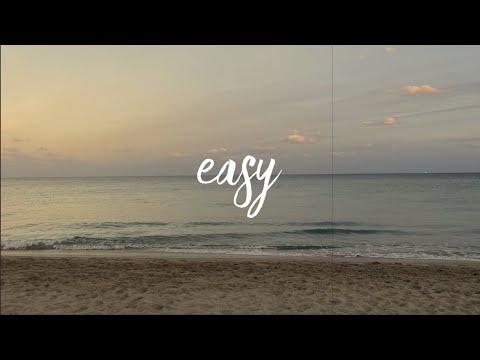 Teea Goans - Easy (Lyric Video)