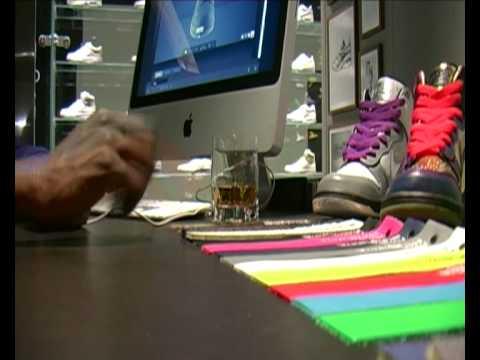 (Rough Cut 2) Nike iD Studio London