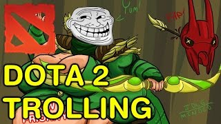 LOW PRIORITY FOREVER (Dota 2 Trolling)