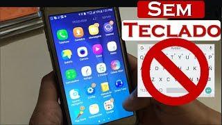 Sem Teclado Android sumiu ou parou de responder de funcionar - Resolvido Facil e Rapido