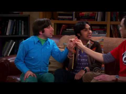 The Big Bang Theory - Meemaw did the nasty