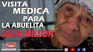 Julia Millon recibiendo visita medica por su Salud, Nejapa el Salvador, SVL SV YS Parte N# 1