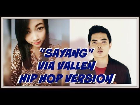 Sayang Via Vallen (wawes) Hip Hop version. || vinisokicover ft DELIA K