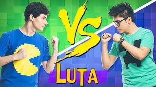 MINECRAFT DE LUTA?! - CRAFT FIGHTERS