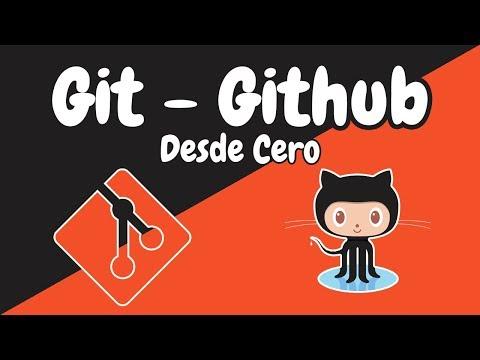 GIT / GITHUB [ Tutorial en Español ] ♥ Inicio Rápido para Principiantes ♥ thumbnail