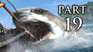 Repeat youtube video Assassin's Creed 4 Black Flag Gameplay Walkthrough Part 19 - Sharks (AC4)