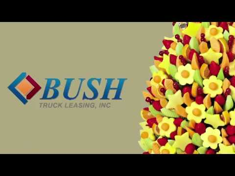 Bush Trucks Leasing - Edible Arrangements