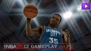 NBA 2k13 GamePlay on PC Maxed Out [1080p]