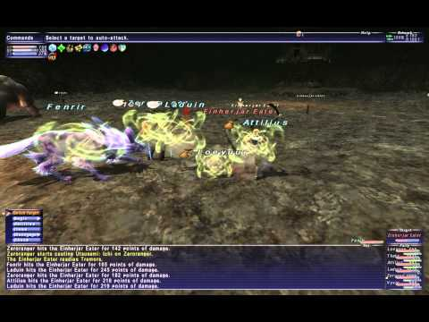 2011-08-01 Einherjar エインヘリヤル Rossweisse's Chamber ロスヴァイセの間 (failed)