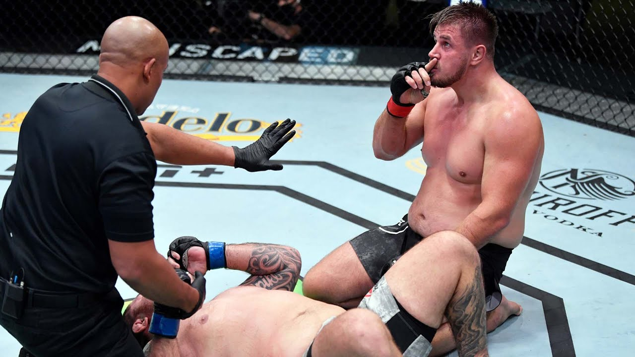 UFC Vegas 39: Fighters You Should Know