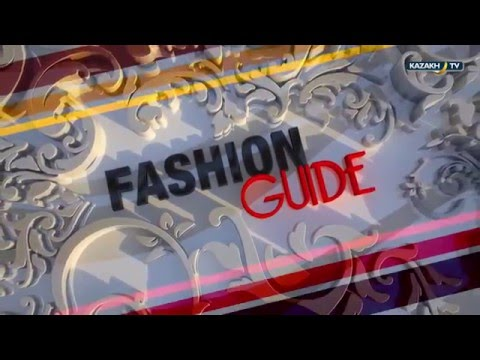 Fashion Guide. № 3 episode  - 2016