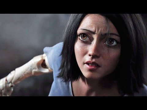 Why Alita Has Big Anime Eyes And How The Internet Is Reacting