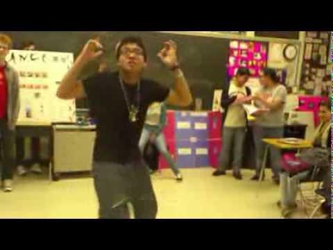 Harlem Shake Yonkers High School (English class)