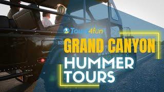 Grand Canyon Hummer Tour