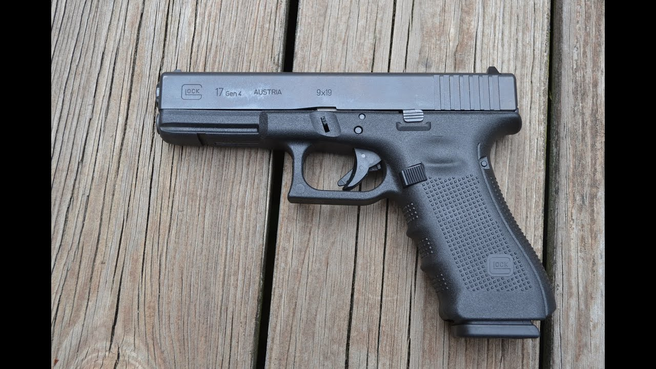 best 9mm handgun - Glock 17 Gen 4