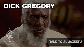 Dick Gregory - Talk to Al Jazeera America