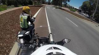Joondalup Motorcycle lessons