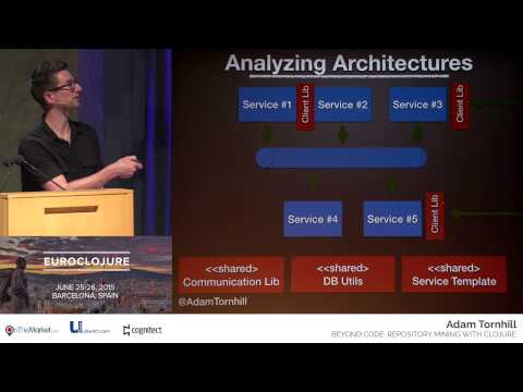 Beyond Code: Repository Mining with Clojure - Adam Tornhill