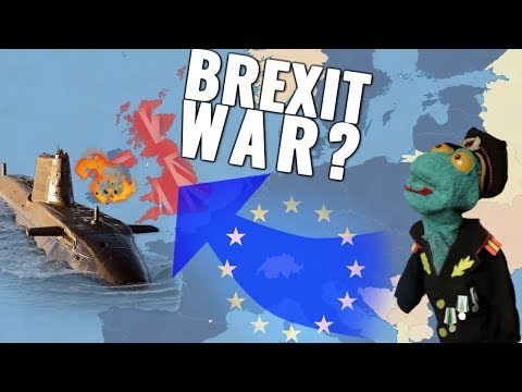 Could the EU military conquer the UK?