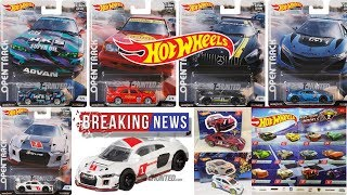 Breaking Hot Wheels News!!! 2019 Car Culture, New Mystery Models + More!!!