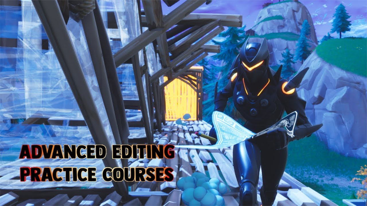 Fortnite 5 Playground Practice Courses To Increase Your Editing Speed