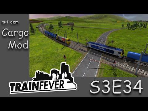 Hannover Regional Busse und Erz-Transport || Train Fever S3E34 Wirtschafts Simulator [1080p|60p]