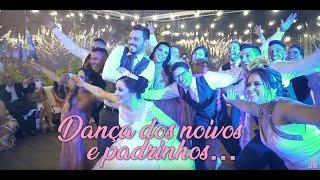 Dança dos Noivos e Padrinhos - Juliane e Julio