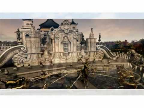 [Chinese Guzheng Music]Farewell---The Old Summer Palace 送别 圆明园