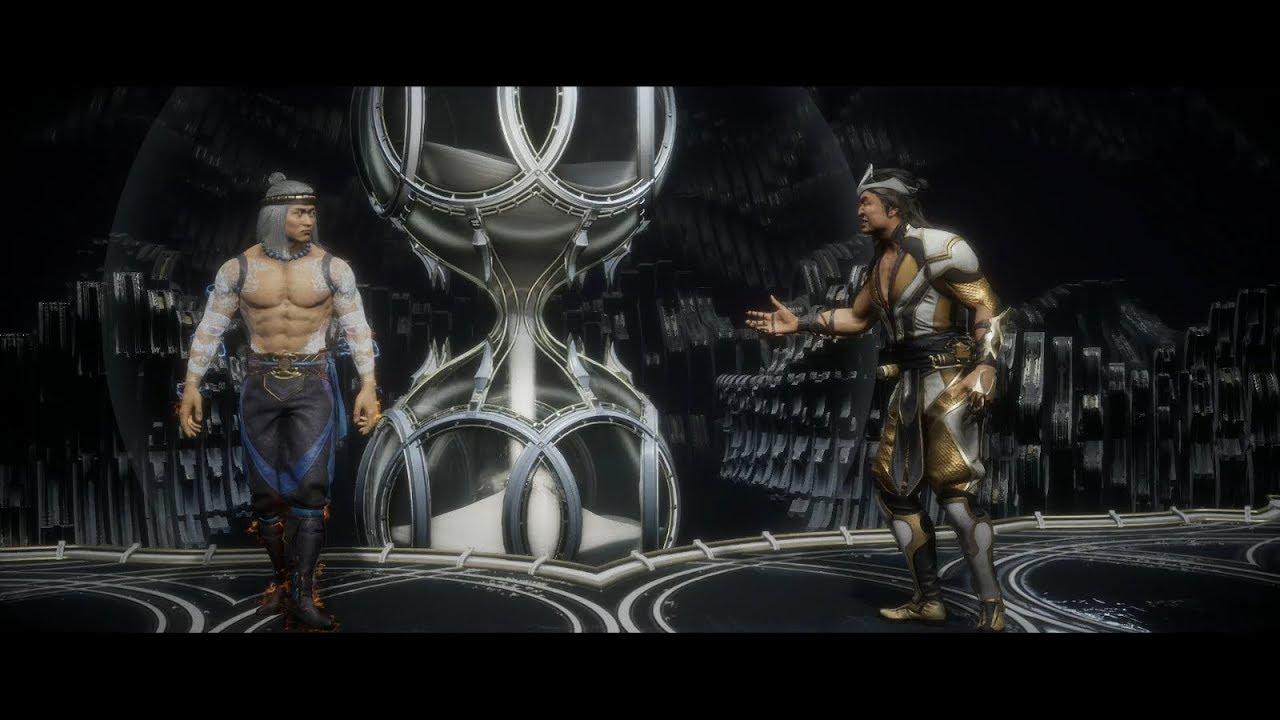 MK11:Aftermath - Liu Kang vs. Shang Tsung (The Final Destiny)