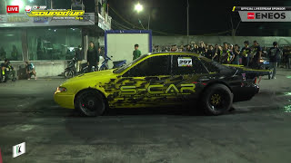 QUALIFY DAY2 | PRO 6 | 18-FEB-17 (2016)