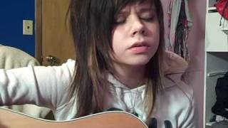 All I wanted acoustic paramore cover