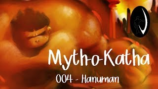 Myth-o-Katha - Ep 04 - Hanuman | 2D Animation Video | Vaanarsena Studios