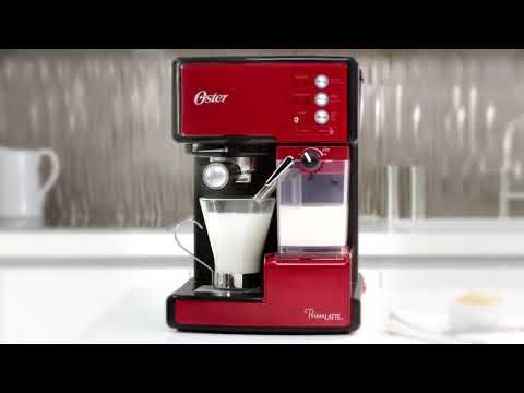Oster Prima Latte. ¿Vale la pena comprar esta cafetera en 2020?