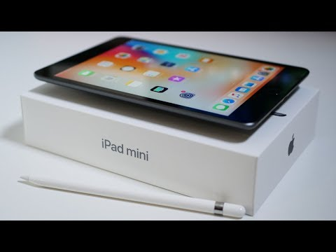 new-ipad-mini-2019---unboxing-and-overview