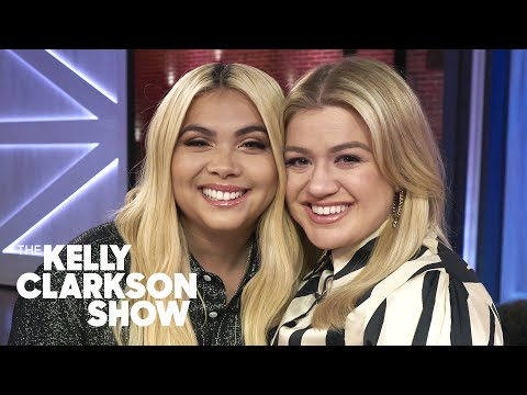 Hayley Kiyoko Says Being Gay Is Her 'Biggest Strength' | The Kelly Clarkson Show