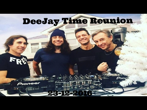 DeeJay Time - Reunion 23-12-2016