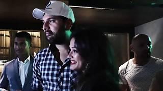 Chris Gayle & Yuvraj Singh at La Fabrique