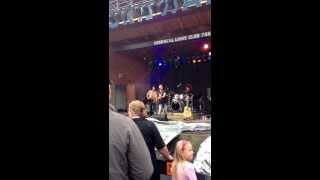 Greg Hanna hillbilly heart attack Cornwall Ribfest