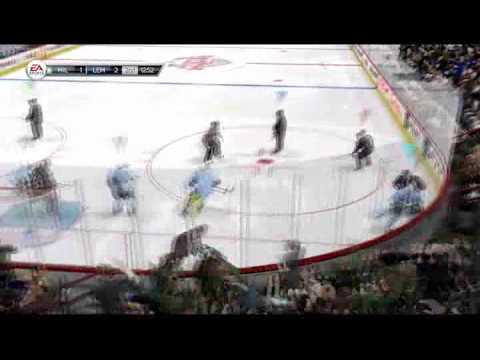 LGAHL Milwaukee Admirals vs Lake Erie Monsters 12/17/14