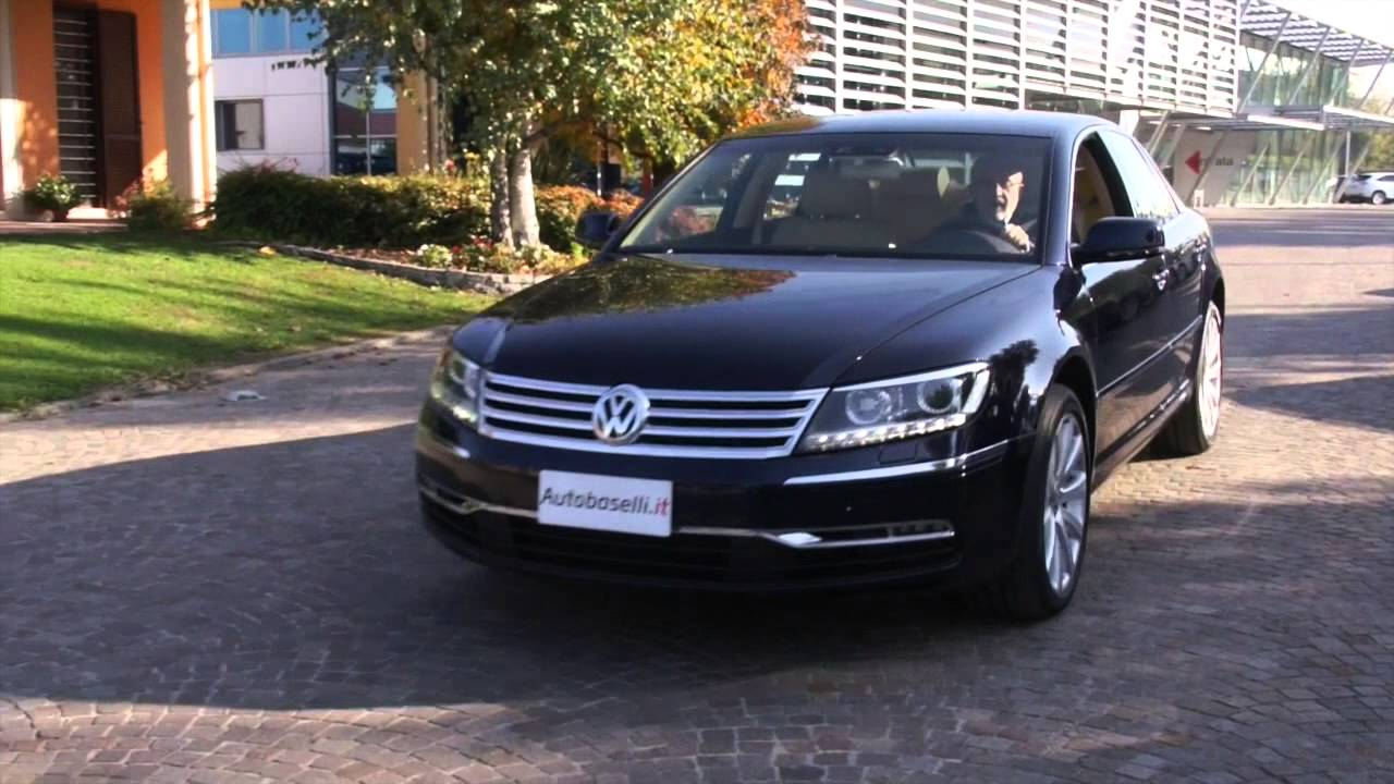 volkswagen phaeton 3 0 tdi v6 youtube. Black Bedroom Furniture Sets. Home Design Ideas