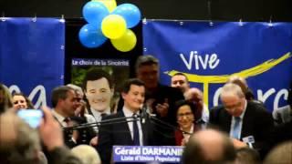 Grand meeting de soutien à Vive Tourcoing,19/3/2014
