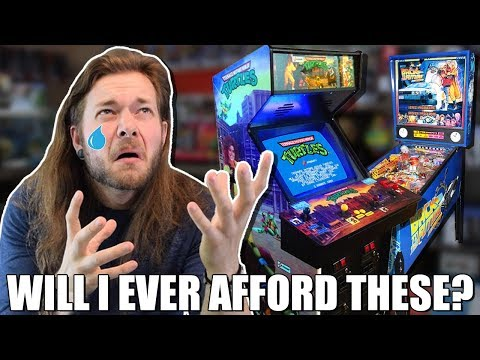 Expensive, Rare Arcade Cabinets I JUST CAN'T Find Or Afford! Mp3