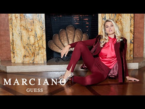 MARCIANO Holiday 2019 Campaign