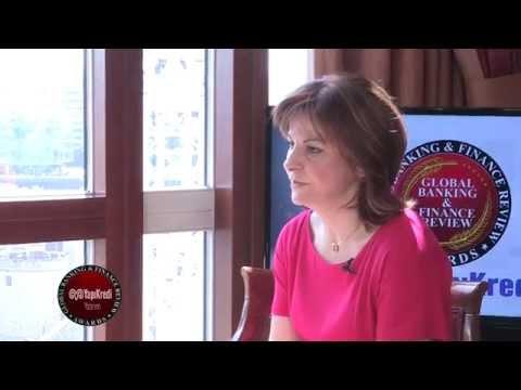 Global Banking & Finance Review Interview Gülsevin Yılmaz, CEO, Yapi Kredi Yatirim