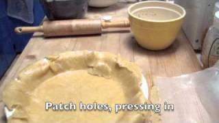 How To Make Gluten-free Pie Crust