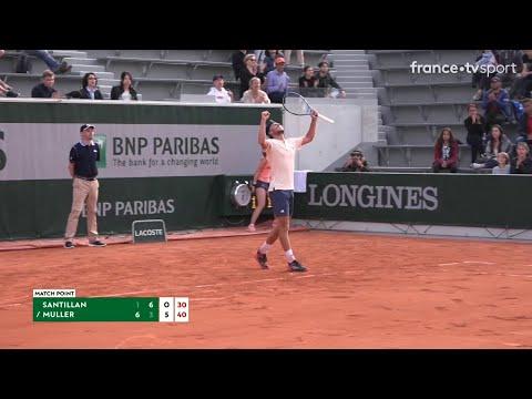 Roland-Garros : Alexandfre