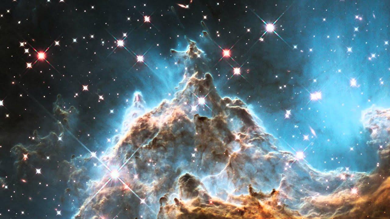 Hubble's Stunning Monkey Head Nebula - YouTube