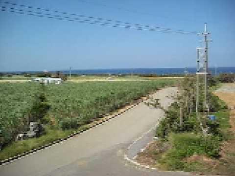 波照間島の見張り台「コート盛」