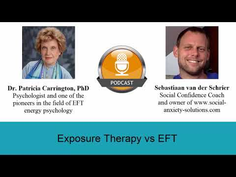 Exposure Therapy vs EFT to overcome your Social Anxiety